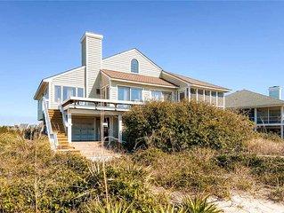 SeaWinds: 4 BR / 3 BA rental homes in Bald Head Island, Sleeps 10