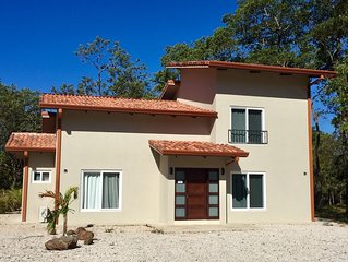 Beautiful and Brand NEW 4BR Costa Rica house w/ private pool near Playa Conchal