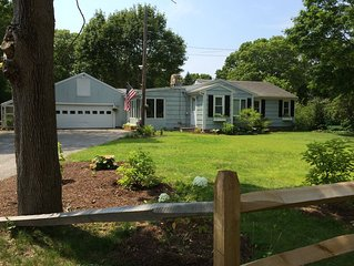 Cape Cod Charmer For Weekly Rentals, Sat - Sat