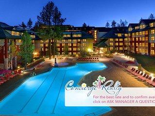 Marriott's Timber Lodge, Lake Tahoe, One Bedroom Villa. Best Rates, Book Now!