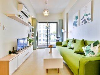 ★Katie House | Homey Apartment Masteri Thao Dien★