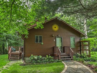 Private Eco-Friendly, PET FRIENDLY house in beautiful Naples N.Y.