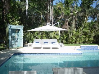 Coco Palm ★★★★★ Deluxe Beach House