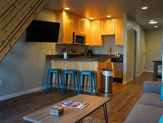North Plaza Loft – Views of Arcata from Private Balcony