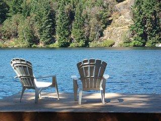 Luxurious Lakeside Living on Long Lake in Nanaimo