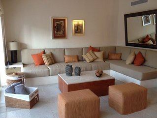 Beautiful Villa at the Fairmont Acapulco Princess Golf Course