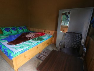 ABOUT  TIRTHAN HILL TOP HOMESTAY