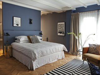 Suite no 7, brand new b&b in the center of Amsterdam super located