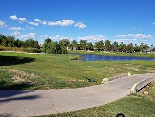 Elegant Golf Course Townhouse
