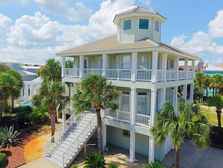 A Pool, Boatslip, Private Pier & 1 minute to the Beach...Welcome to Seahorse!!!