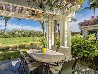 Fairway Villas Waikoloa F6 -3 Bedroom 3 Bath Villa with Golf Views!