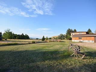 Affordable newly constructed apartment, walking distance to Yellowstone River