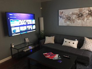 Cozy and Close to Airport/Marta +  entrtnmnt