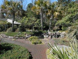 The Bali House - a Tropical Paradise in North Carolina!