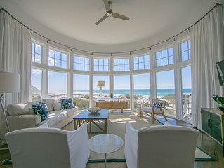 GULF FRONT PENTHOUSE CONDO -407 Compass Point 1, WaterSound - GOLF CART availabl