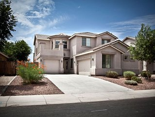 Private Oasis W/Mountain Views in Master Planned Community