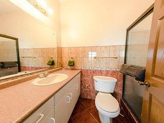 Beach Front Condo #38, Los Almendros Ocotal, 2 Bedroom 2 Bathroom