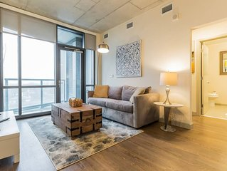 Gorgeous 1BR home with balcony in University City