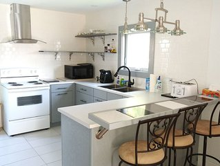 2 Bedroom Open Concept Bungalow, Downtown Charlottetown + Air Conditioner