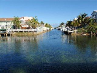 Key Largo Paradise - Beautiful Key Largo Oceanside Townhouse