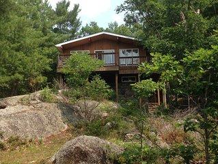 Beautiful Cottage On a Peaceful Lake