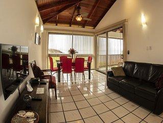 Los Almendros de Ocotal, 3 Bedroom 2 Bathroom Ocean View Villa #19