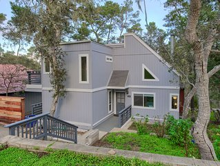 Whispering Pines: 3  BR, 2  BA House in Cambria, Sleeps 6
