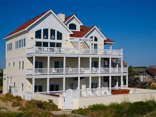 Lush Oceanfront Amenities-Elevator, Pool, 2 Hot Tubs, Game Room, Dual Appliances
