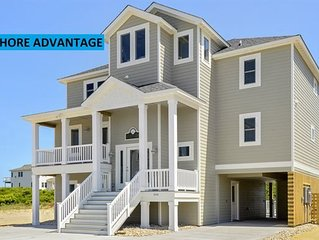 Semi-Oceanfront: Only 70 Steps to beach access! Elevator! Heated Pool!  Pets, Po