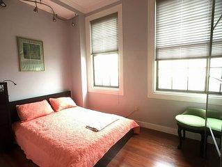 Beautiful 1-Bedroom in the Belvedere