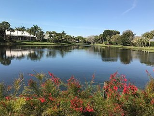 AVAILABLE MAR & APR/2021  LAKEVIEW PELICAN BAY CONDO, RENOVATED, WITH LAKE VIEW!