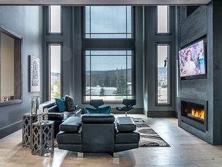 Ultra-Luxe Mountain Home