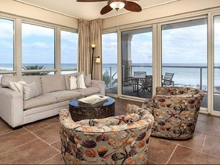 Romantic Gulf Views, Heated Pools and Hot Tub