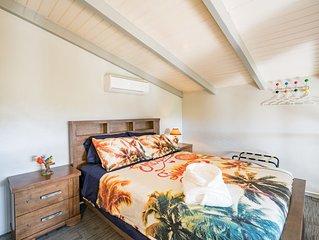 Trésor de la montagne - Tranquil 1 bedroom  loft ADULT ONLY