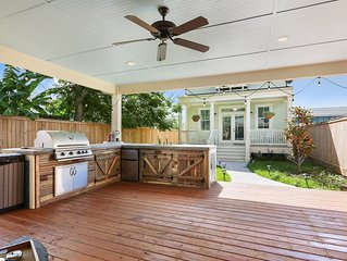 Outdoor Retreat For Family & Friends Near FQ!