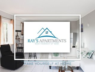 Ray's apartment 2-4 P