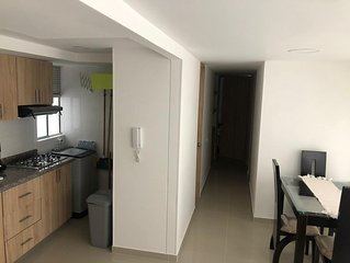 Brand new apartment for you to enjoy