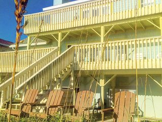 Sand Dance Beach Front Vacation Home