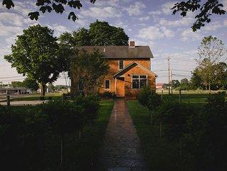 Milford T.Benjamin House 1854