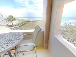 Unit #105B: 2 BR / 2 BA gulf view in Destin, Sleeps 6
