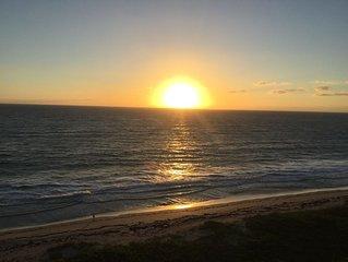Beautiful beachfront property overlooking Atlantic ocean