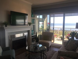 Water Front Beach Rental -fully furnished and equipped