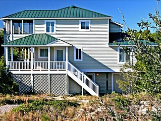 Hurricane is gone, Clean and ready to rent.  Full Size House Near Beach & Club.