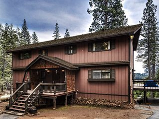 retro cabin w/ view~great location~Blue Lake Springs
