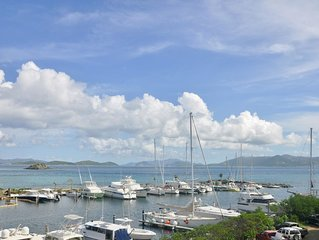 Island Breeze - Stunning Views of St. John and the British Virgin Islands