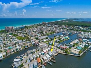 Wow! Bright Open Comfortable Waterfront Private Home. With a view..