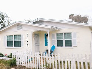 'LUCY'S DREAM' ADORABLE RENOVATED BUNGALOW MINUTES TO CANAL STREET Monthly rate!