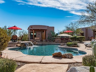 Granite Mountain Estate | Private Pool | Remote Desert Tranquility | Concierge