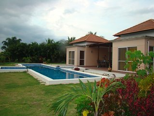 Golf & Beach Detached Villa With Private Pool