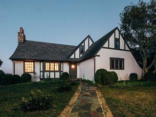 Original 1920s Montauk Carl Fisher home. Minimum one week rentals